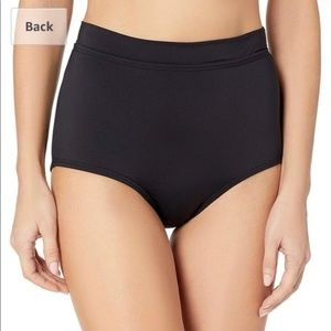Coco Reef Swim - Coco Reef Size XL Black High Waist Bikini Bottom